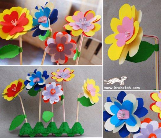 Подарки своими руками в детском саду на 8 марта мамам
