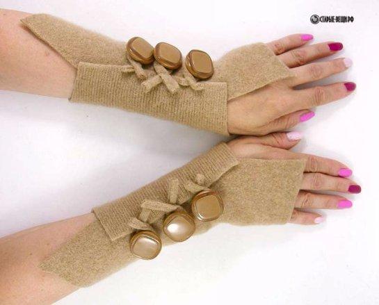 Как сшить перчатки своими руками выкройки