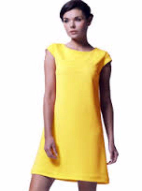 Сшить летнее женское платье
