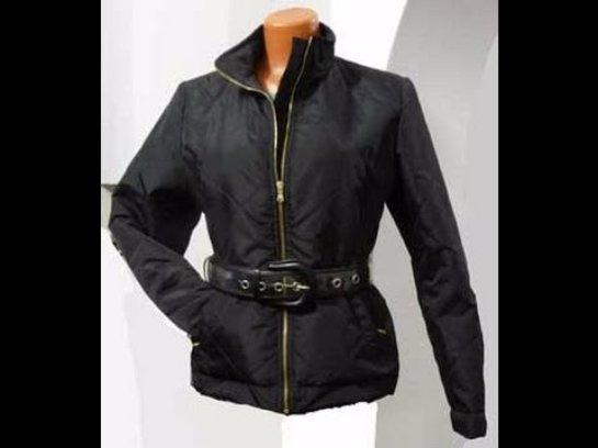 Как сшить женскую куртку на синтепоне