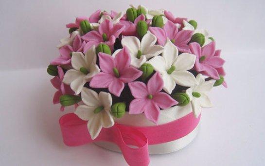 Для цветов из холодного фарфора