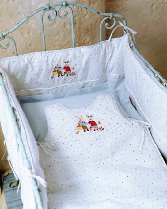 Белье для новорожденных сшить своими руками 75