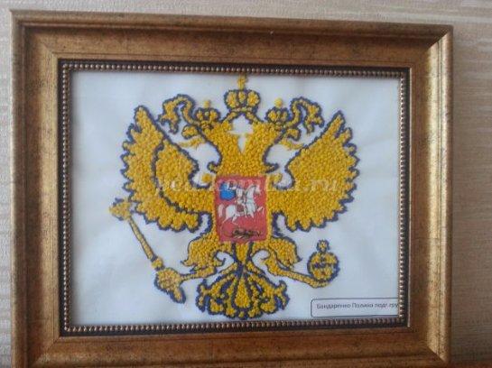Поделки символика России своими руками