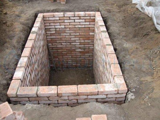 Как построить своими руками погреб