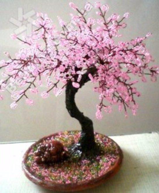 Розовое дерево как сделать - Поселок Лесной родник