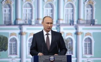 Что сказал Путин: 10 ярких высказываний хозяина Кремля на ПМЭФ. ВИДЕО