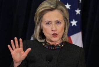 Хиллари Клинтон выиграла завершающие праймериз в Вашингтоне