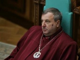 Обнародован перечень имущества «бедного» судьи КСУ Овчаренко