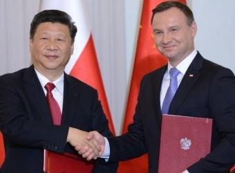 Польша может стать для Китая «воротами в Европу», – Дуда