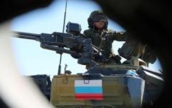 РФ формирует новейшую дивизию в Ростовской области