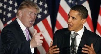 Трамп призвал Обаму уйти в отставку
