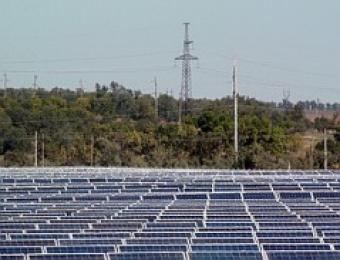 Украина намерена возвести 34 солнечные электростанции, — Семерак