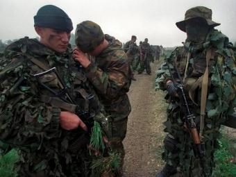 В ходе карательной спецоперации в Дагестане погибли три бойца ОМОНа