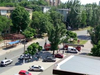 В Мариуполе бывший воин-афганец взорвал гранату в 5-этажке, есть жертвы. ФОТО