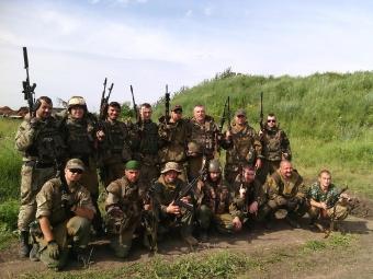В «Правом секторе» опровергли информацию о побеге бойцов с передовой