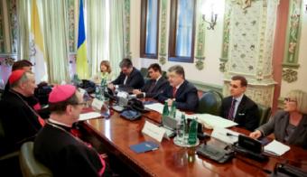 Ватикан подключится к процессу освобождения украинских заложников