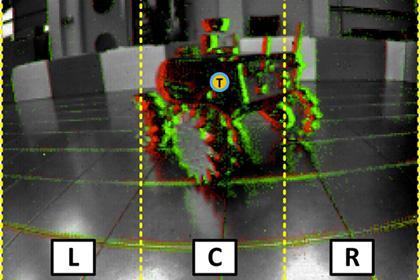 Хищники будущего. Ученые научили роботов охотиться за «жертвой»