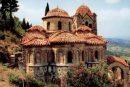 Мистрас включили в топ-8 малоизвестных памятников ЮНЕСКО