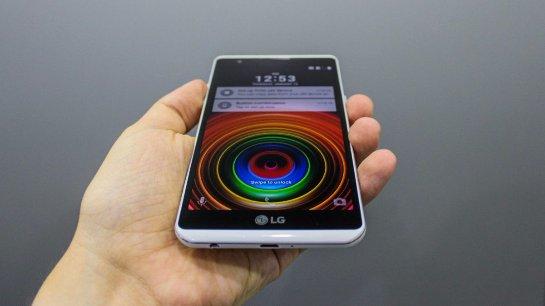 Почему стоит обратить свое внимание на LG X Power