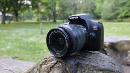 Цифровая зеркальная фотокамера Canon EOS 1300D