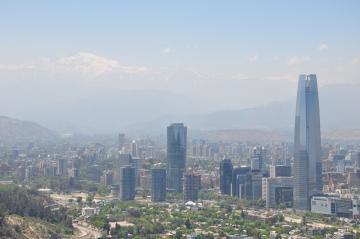 Столице Чили грозит землетрясение века