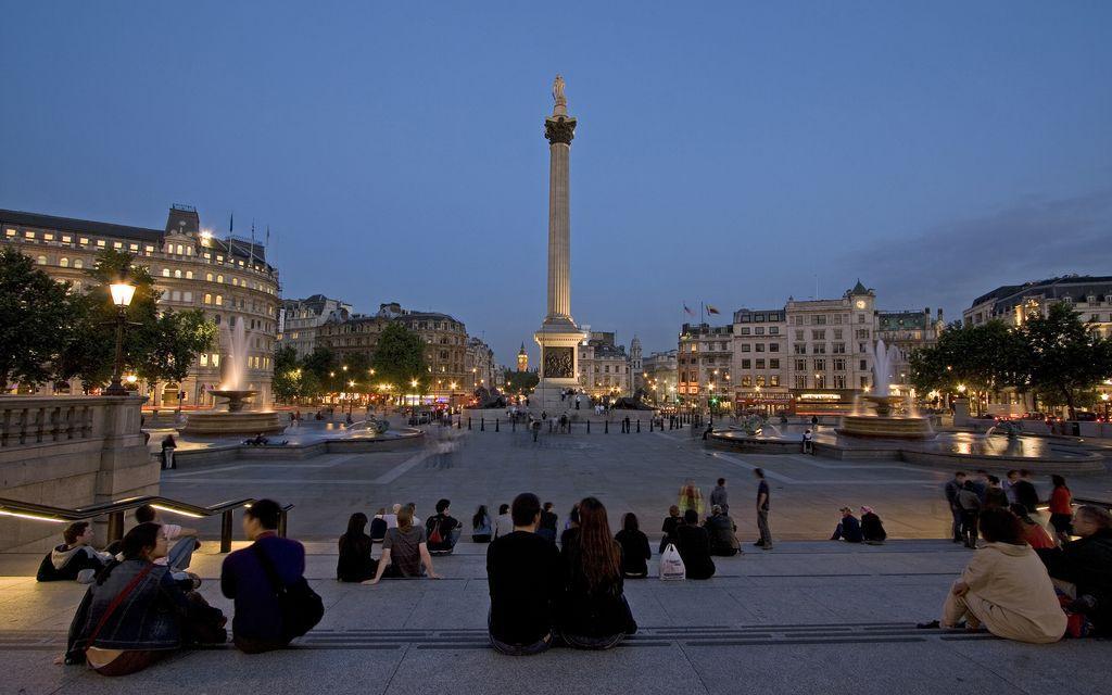 Трафальгарская площадь — главная гостиная Лондона (ФОТО)