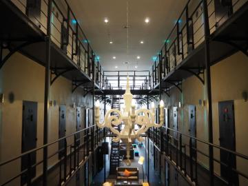 В Нидерландах за ненадобностью закрывают тюрьмы