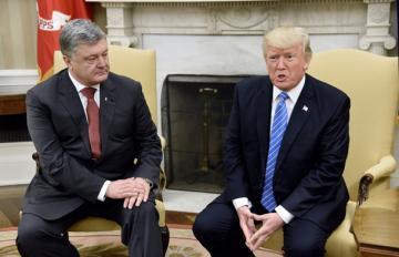 Не все так гладко: Как на самом деле прошла встреча Петра Порошенко и Дональда Трампа