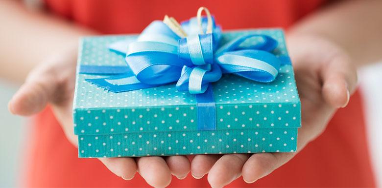 Подарки для всех легко выбрать в интернете