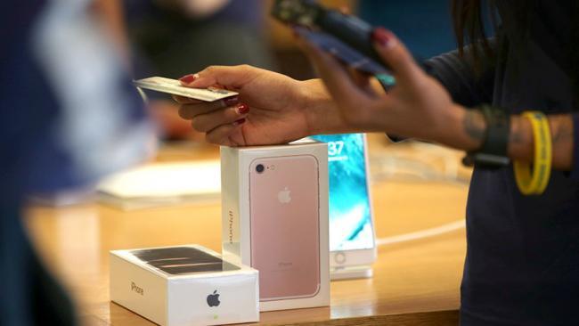 В компании Apple прогнозируют финансовые трудности