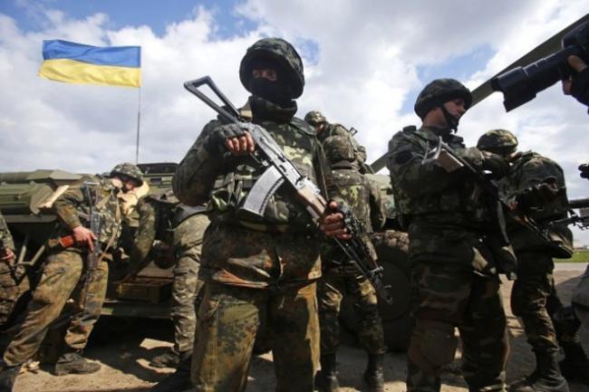 Конфликт на Донбассе: обстановка в зоне проведения АТО остается напряженной