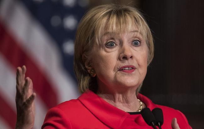 Клинтон допустила возможность оспорить итоги выборов в США