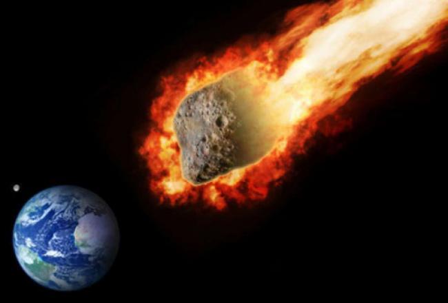 К Земле летит астероид, который вдвое больше Челябинского метеорита