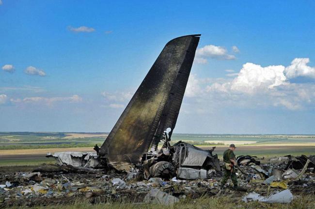 Катастрофа Ил-76 в Луганске: в СБУ рассказали, кто сбил самолет с украинскими военными