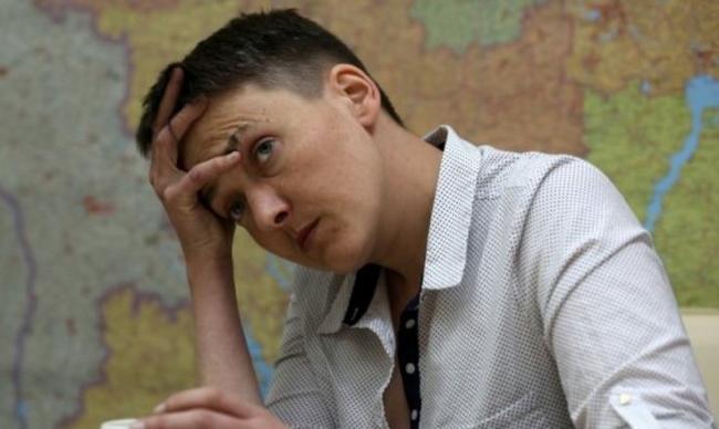 Надежда Савченко: Решить вопрос Крыма Украине удастся только силовым путем