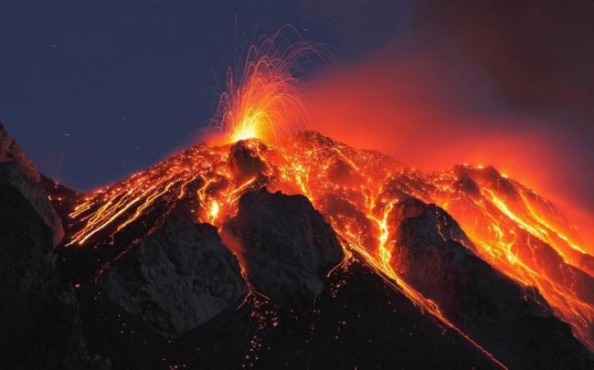 Вулканы стали причиной гибели древней династии Птолемеев, — ученые