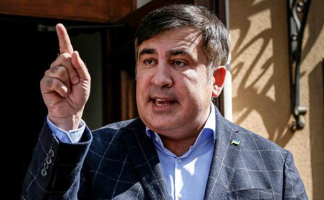 Саакашвили сделал резонансное заявление