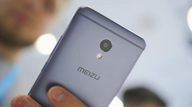 В Сети появились снимки загадочного смартфона от Meizu (ФОТО)