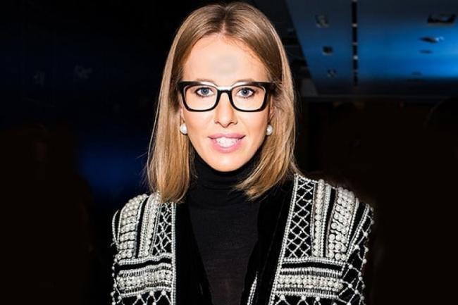 Ксения Собчак рассказала, сколько потратит на предвыборную кампанию