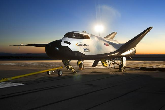 ВСШАпровели успешные испытания космического корабля Dream Chaser
