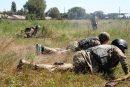 Делегация из США посетила зону военных действий на Донбассе