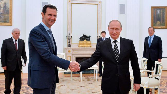 Белый дом официально обвинил Кремль в защите Асада и террористов ИГИЛ