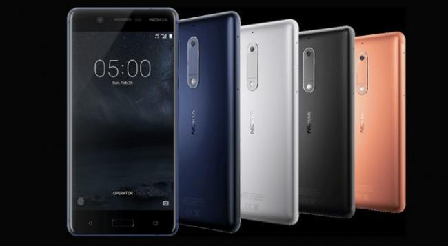 В 2018 году выйдет новый смартфон Nokia (ФОТО)