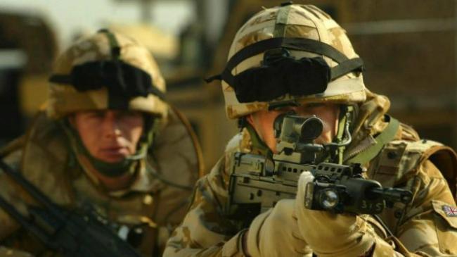 Британских солдат обвиняют в совершении военных преступлений в Ираке