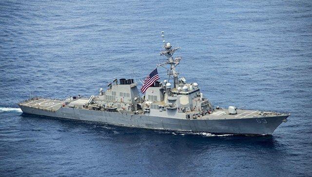 США, Япония и Южная Корея начали совместные учения ВМС