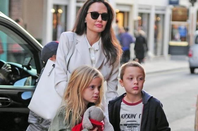 Анджелина Джоли сделала неожиданное признание
